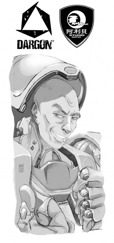 Pilote mech dargon blog 3